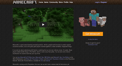 Minecraft Spielen Deutsch Minecraft Pe Demo Jetzt Spielen Bild - Minecraft demo zum jetzt spielen